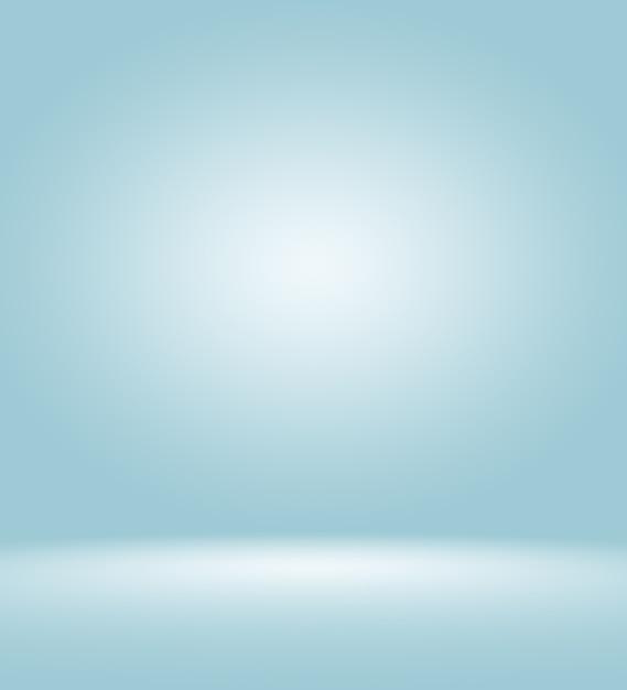 Abstract Smooth Dark blue background Premium Photo