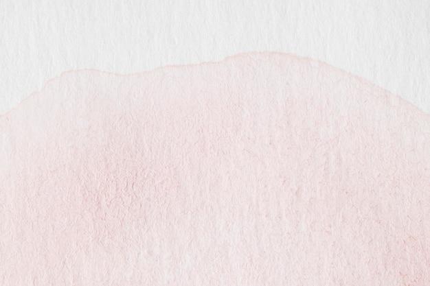 抽象的な染色水彩マクロテクスチャ背景 無料写真
