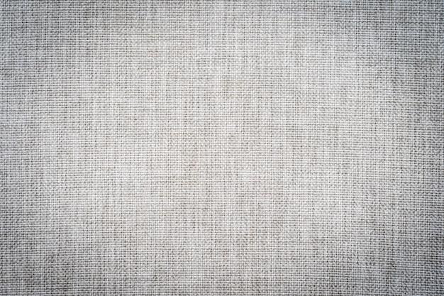 Abstract and surface gray cotton fabric textures Free Photo