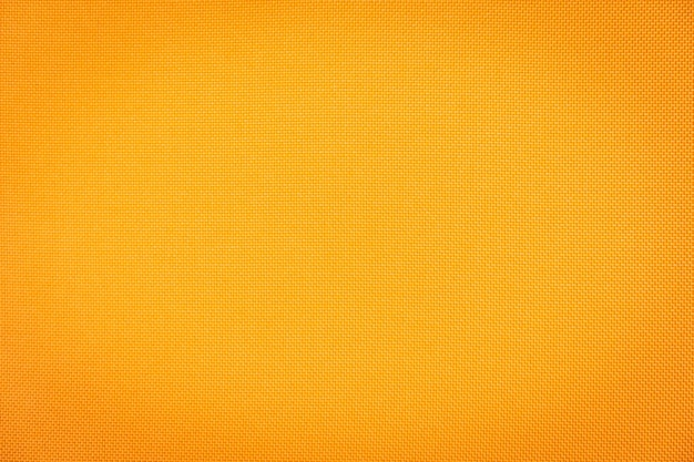 Abstract surface and texuture of orange cotton fabric textures Free Photo