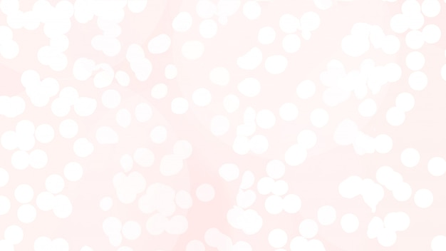 Abstract texture of bokeh christmas lights in rose Free Photo