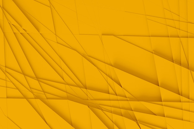 Abstract texture from the cut surfaces of the different-sized 3d illustration Premium Photo