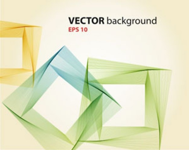 Abstract Vector Line block Background