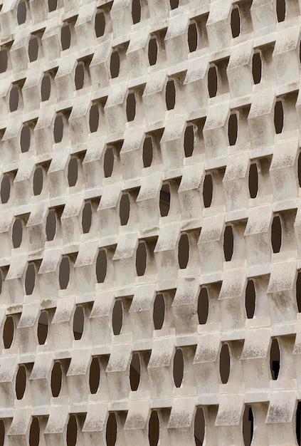 3d形状の抽象的な壁 無料写真