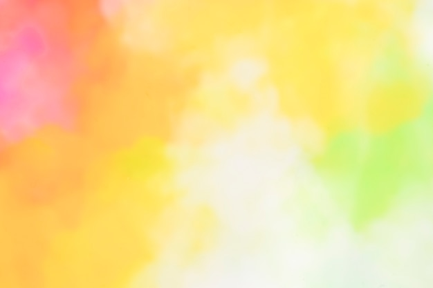 Abstract warm watercolor background Free Photo