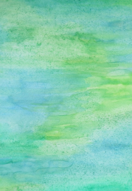Abstract  watercolor background texture Premium Photo