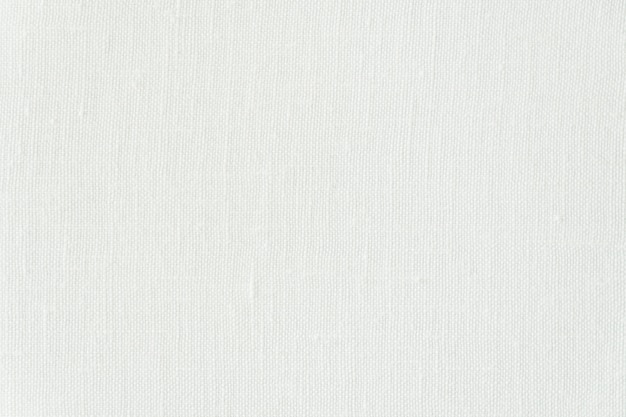 Abstract white canvas textures and surface Free Photo