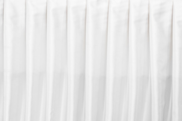 Абстрактные белые обои текстуры занавеса для фона Premium Фотографии