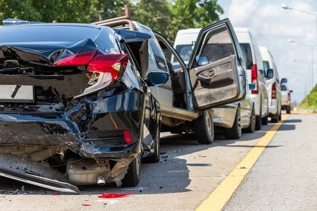 6 Essential Things That You Should Do When Involved In Car Accident