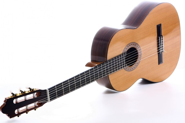 Acoustic guitar Free Photo