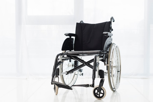 Active wheelchair in a room Free Photo