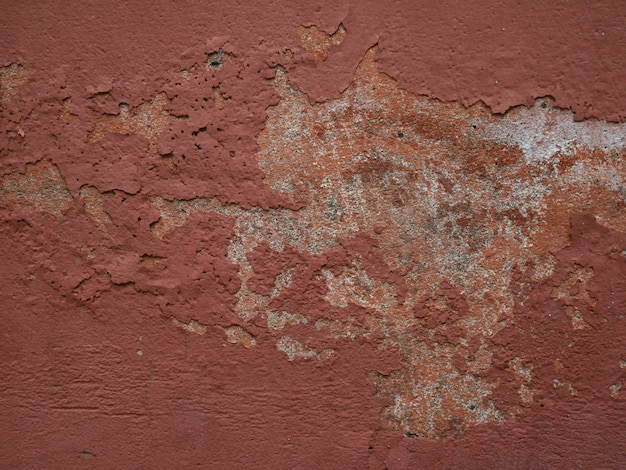 Aged background and texture the wall of the old building cement and old paint Premium Photo