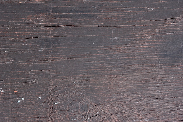 Aged brown wood board background Free Photo