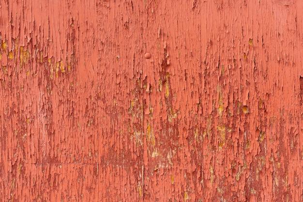 Старая деревянная поверхность с краской Бесплатные Фотографии