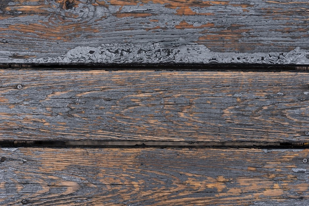 Aged wood wall background Free Photo