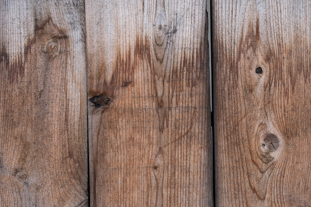 Aged wooden wall background Free Photo