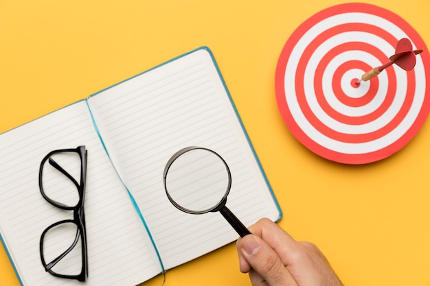 Agenda and goals foryour business in digital marketing