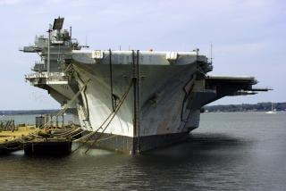 Aircraft carrier Free Photo