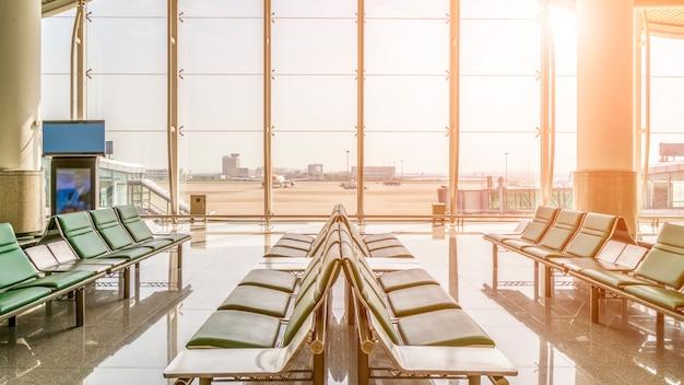 Airport terminal Free Photo