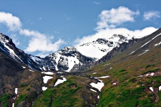 Alaska mountain Free Photo