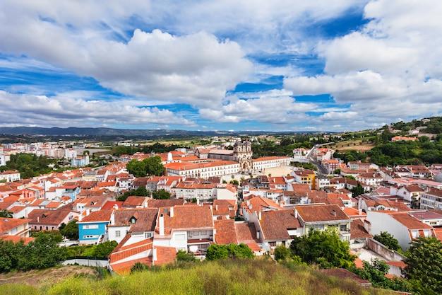 Alcobasa aerial view Premium Photo