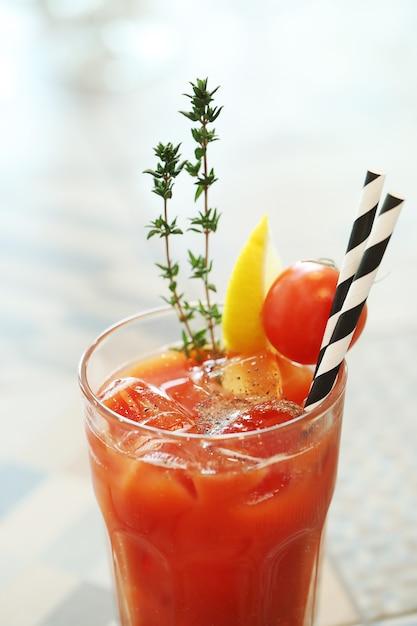 Алкогольный коктейль с трубочкой Бесплатные Фотографии