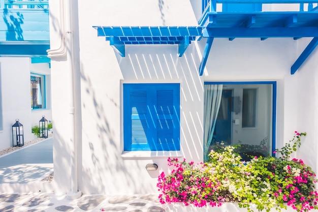 Alley travel aegean greek vacation Free Photo