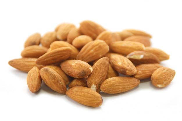 Almonds Premium Photo