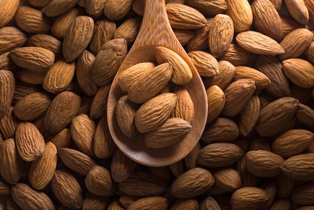 Almonds. Premium Photo