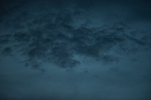 雲のある素晴らしい美しい空 無料写真