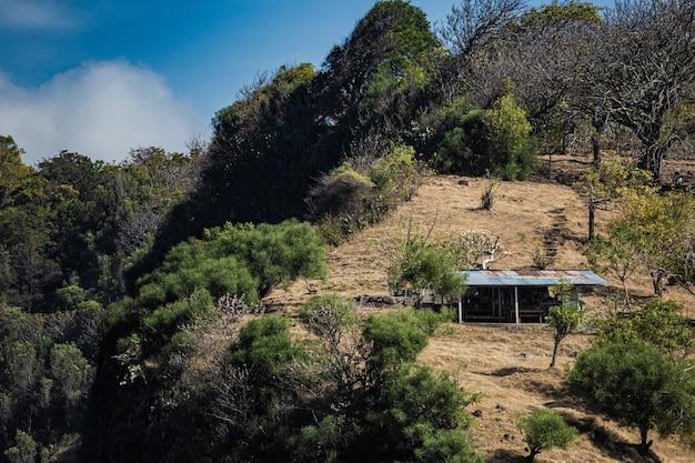 Incredibile vista sulle montagne. bali. Foto Gratuite