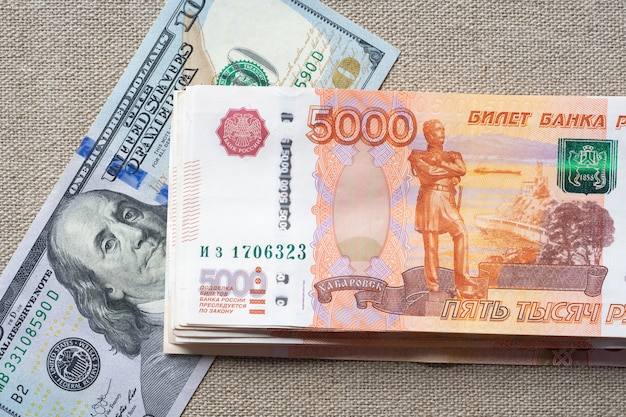 Падение курса рубля в 2020 году может улучшить положение российских компаний