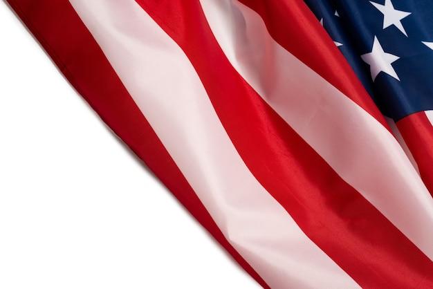 Американский флаг Premium Фотографии