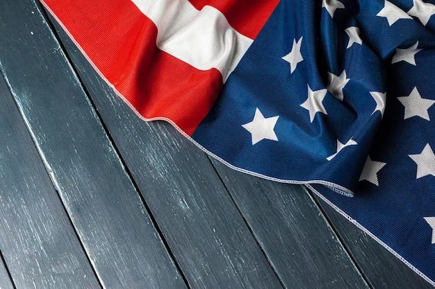 American flag Premium Photo