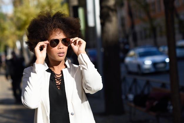 American hairstyle fresh ethnicity street Free Photo