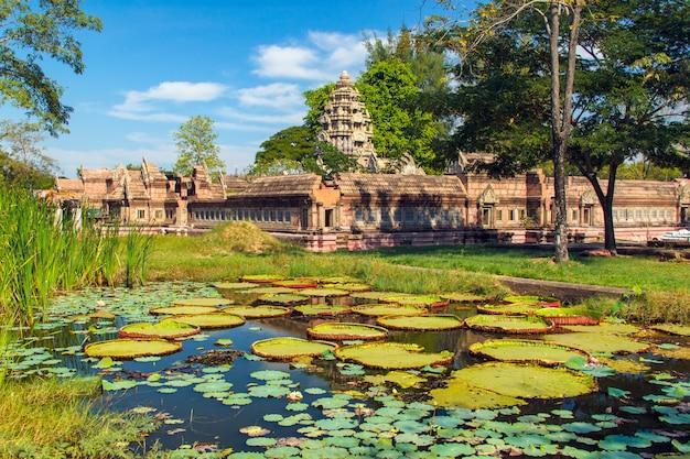Angkor wat temple, siem reap, cambodia. Premium Photo