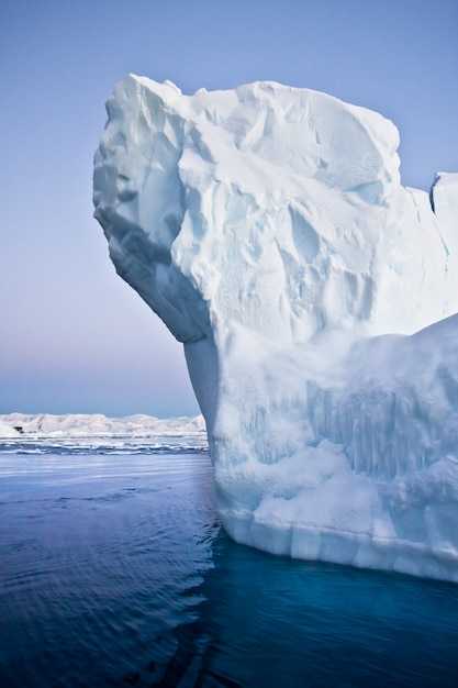 Antarctic iceberg Premium Photo
