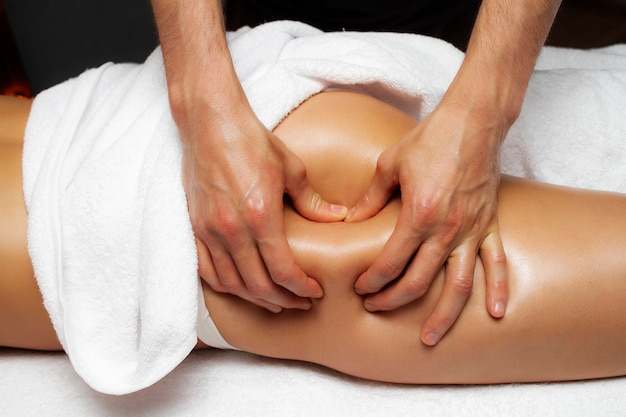 Massage Your Cellulite Away