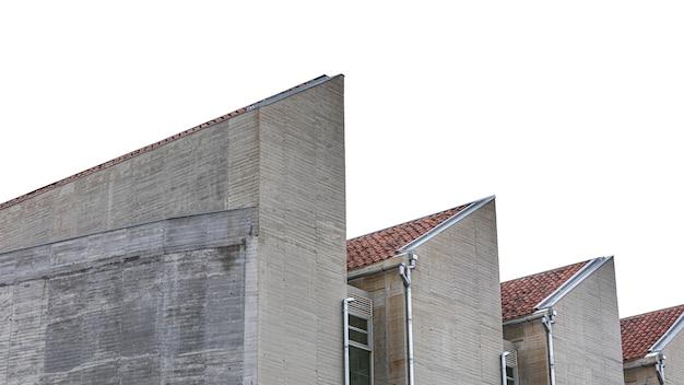 도시의 아파트 건물 구조 무료 사진