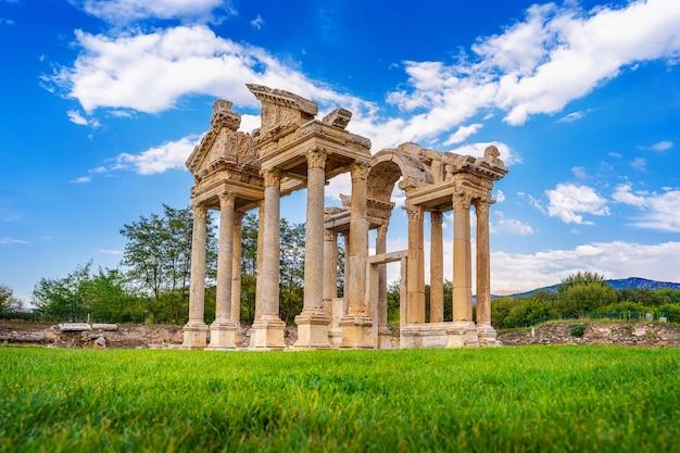 Antica città di afrodisia in turchia. Foto Gratuite