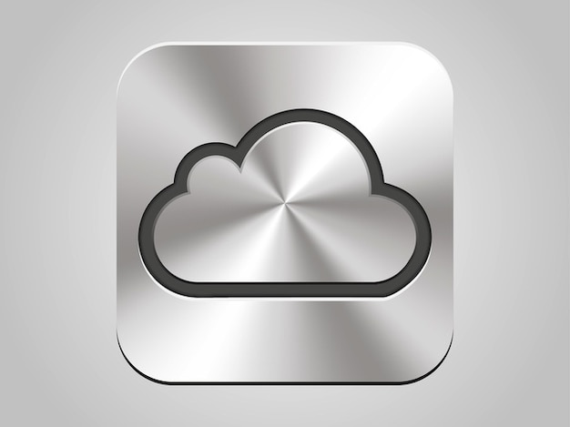Cloud Icon Vector Free Download Cloud Computer Icon Vector