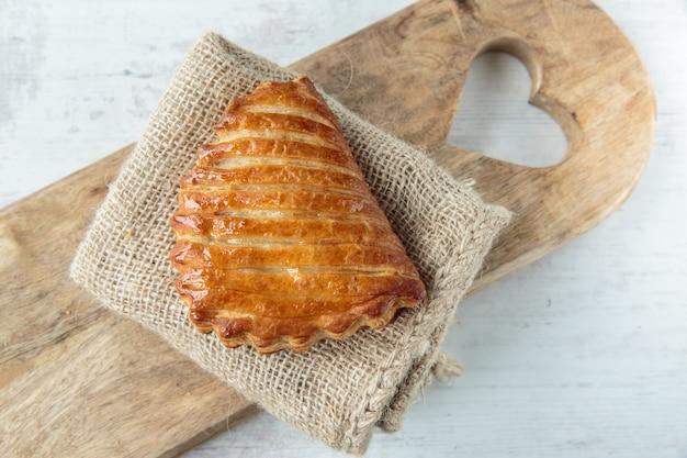 Apple pastry Premium Photo