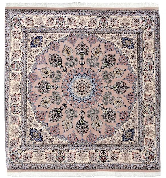 Arabic carpet colorful persian islamic handcraft Premium Photo