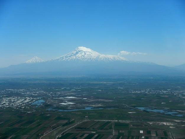 Ararat is a sacred mountain, armenia Premium Photo