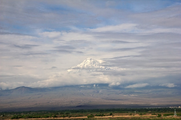 Ararat is a sacred mountain, armenia Premium Photo