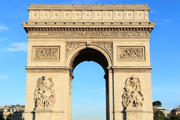 Paris arc de triomphe Foto Gratuite