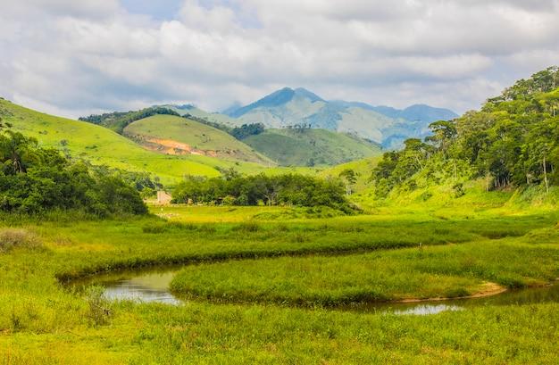 Archaeological and environmental park são joão marcos rio de janeiro Premium Photo