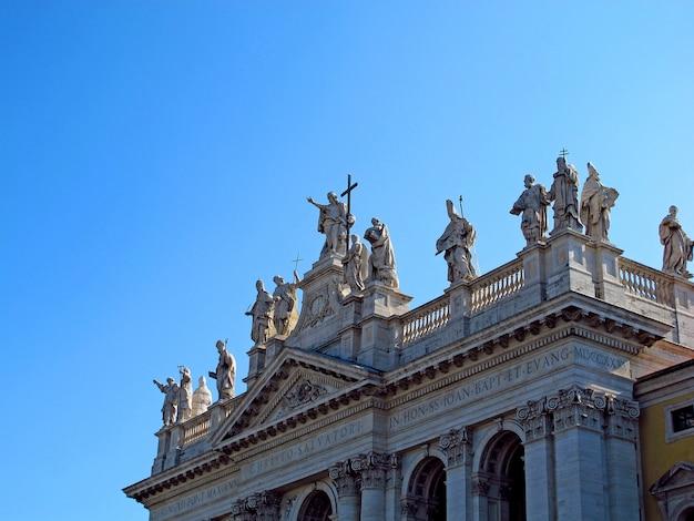 Archbasilica святого иоанна латеранского, рим, италия Premium Фотографии