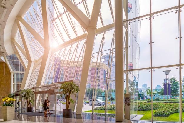 modern architecture interior office. Architecture Interior Office Building Lobby Hotel Modern Free Photo