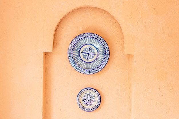 Architecture morocco style Free Photo